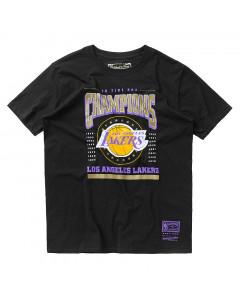 Los Angeles Lakers Mitchel & Ness 16x Champions majica