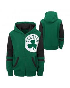 Boston Celtics Straight To The League otroška jopica s kapuco