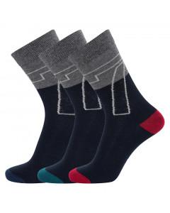 CR7 3x otroške nogavice
