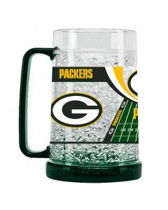 Green Bay Packers Crystal Freezer vrč 475 ml
