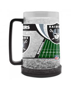 Las Vegas Raiders Crystal Freezer Krug 475 ml
