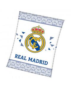 Real Madrid Decke 110x140
