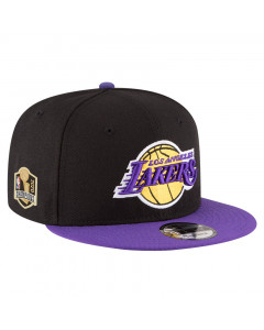 Los Angeles Lakers New Era 9FIFTY NBA 2020 Champions Side Patch kapa