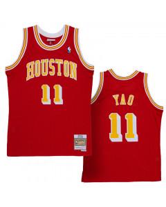 Yao Ming 11 Houston Rockets 2004-05 Mitchell & Ness Swingman Trikot