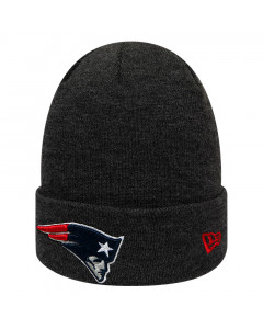 New England Patriots New Era Essential Heather zimska kapa