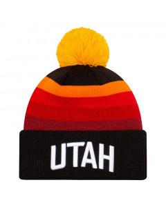 Utah Jazz New Era 2020 City Series Official Wintermütze