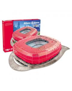 Allianz Arena 3D Stadium Puzzle
