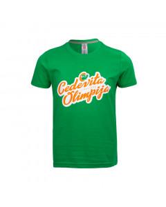 KK Cedevita Olimpija otroška majica Retro