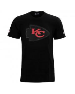 Kansas City Chiefs New Era QT Outline Graphic majica