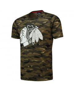 Chicago Blackhawks Digi  Camo majica XL