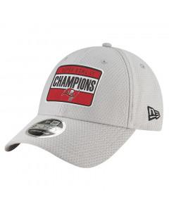 Tampa Bay Buccaneers New Era 9FORTY Super Bowl LV Champions kapa