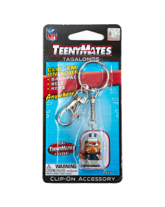 Dallas Cowboys TeenyMate Tagalong Schlüsselanhänger