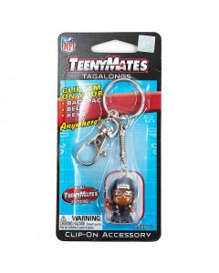 Seattle Seahawks TeenyMate Tagalong Schlüsselanhänger