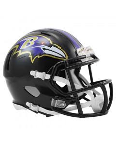 Baltimore Ravens Riddell Speed Mini čelada