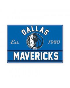 Dallas Mavericks Team magnet