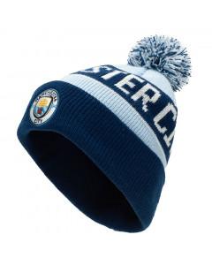 Manchester City Wintermütze