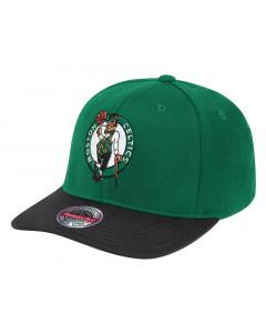 Boston Celtics Mitchell & Ness Wool 2 Tone Redline kapa