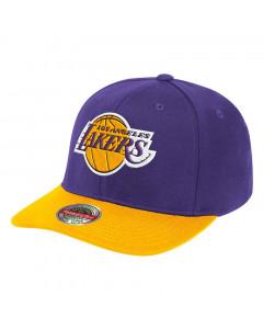Los Angeles Lakers Mitchell & Ness Wool 2 Tone Redline kapa
