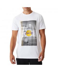 Los Angeles Lakers New Era Photographic T-Shirt
