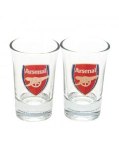 Arsenal 2x čaša za rakiju