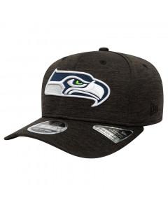 Seattle Seahawks New Era 9FIFTY Total Shadow Tech Stretch Snap Mütze