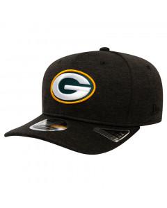 Green Bay Packers New Era 9FIFTY Total Shadow Tech Stretch Snap kapa