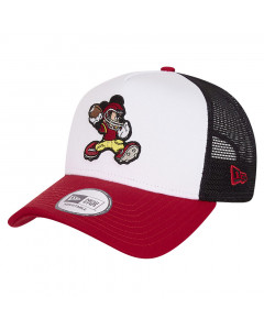 Mickey Mouse New Era 9FORTY A-Frame Trucker Character Sports kapa