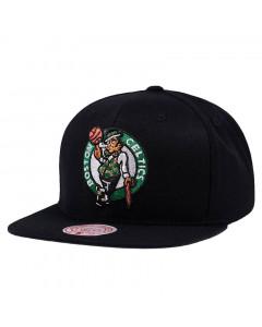 Boston Celtics Mitchell & Ness Wool Solid kapa