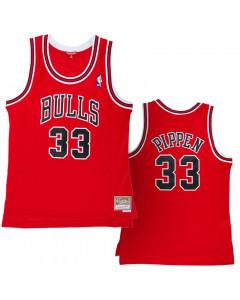 Scottie Pippen 33 Chicago Bulls 1997-98 Mitchell & Ness Swingman ženski dres