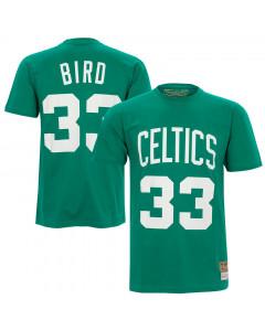 Larry Bird 33 Boston Celtics Mitchell & Ness HWC majica