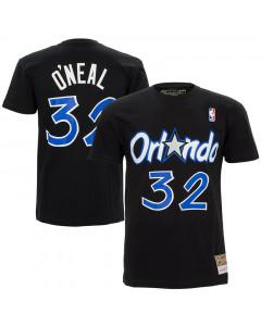 Shaquille O'Neal 32 Orlando Magic Mitchell & Ness HWC T-Shirt
