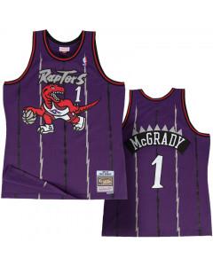 Tracy McGrady 1 Toronto Raptors 1998-99 Mitchell & Ness Swingman dres