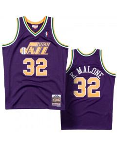 Karl Malone 32 Utah Jazz 1991-92 Mitchell & Ness Swingman Trikot