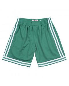 Boston Celtics 1985-86 Mitchell & Ness Swingman Road kratke hlače