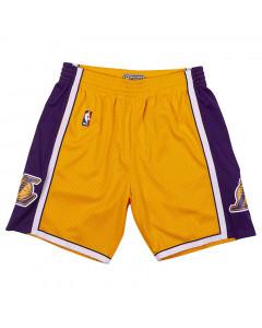 Los Angeles Lakers 2009-10 Mitchell & Ness Swingman kratke hlače