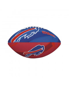 Buffalo Bills Wilson Team Logo Junior lopta za američki nogomet