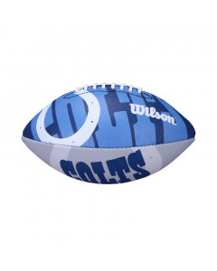 Indianapolis Colts Wilson Team Logo Junior lopta za američki nogomet