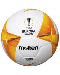 Molten UEFA Europa League F5U3600-G0 Official Match Ball Replica žoga 5