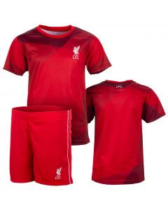 Liverpool otroški trening komplet dres