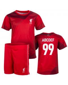 Liverpool otroški trening komplet dres  (poljubni tisk +15€)