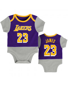 LeBron James 23 Los Angeles Lakers Baby Body
