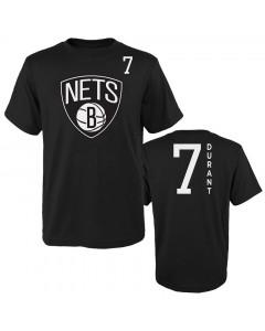 Kevin Durant 7 Brooklyn Nets Standing Tall T-Shirt