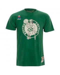 Boston Celtics Mitchell & Ness Worn Logo HWC majica
