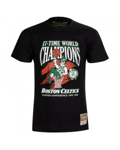 Boston Celtics Mitchell & Ness Champions Print HWC majica