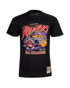 Toronto Raptors Mitchell & Ness Champions Print HWC majica