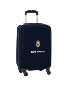 Real Madrid Reisekoffer auf Rädern