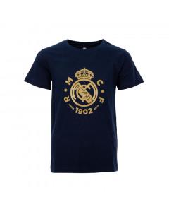 Real Madrid Navy Kinder T-Shirt N°43