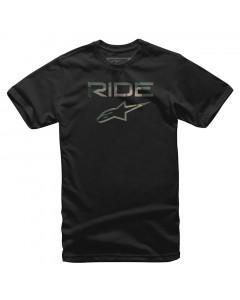 Alpinestars Ride 2.0 Camo Black majica
