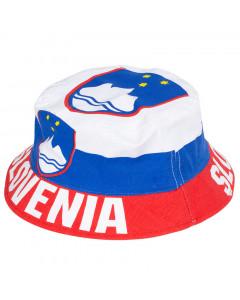 Slovenija navijaški klobuk