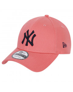 New York Yankees New Era 9FORTY League Essential Colour Pack Pink Mütze